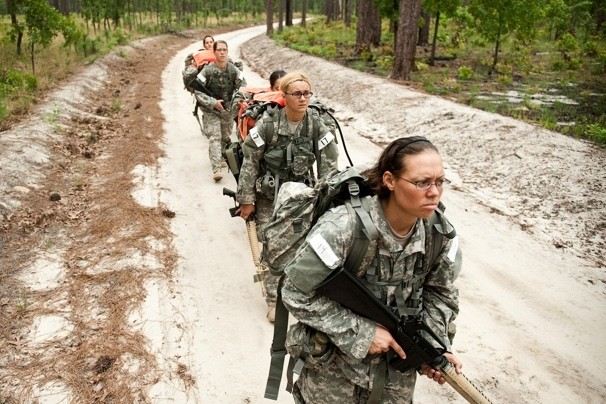 Women Veterans Combat